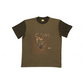Tee Shirt Cerf