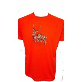 Tee Shirt Respirant 3 animaux