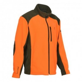 Veste Polaire Enfant Orange