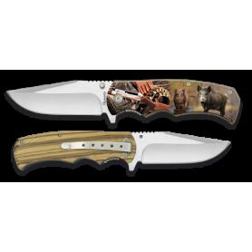 Couteau sanglier3D