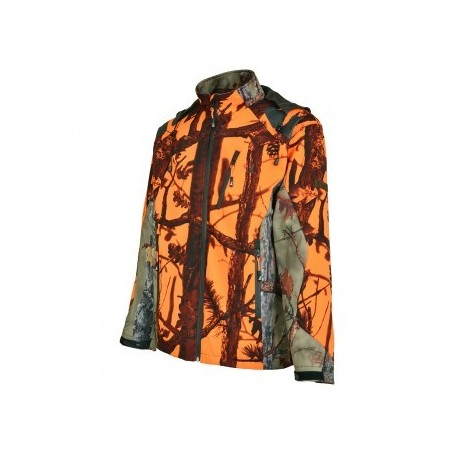 Veste Softshell Ghost Camo