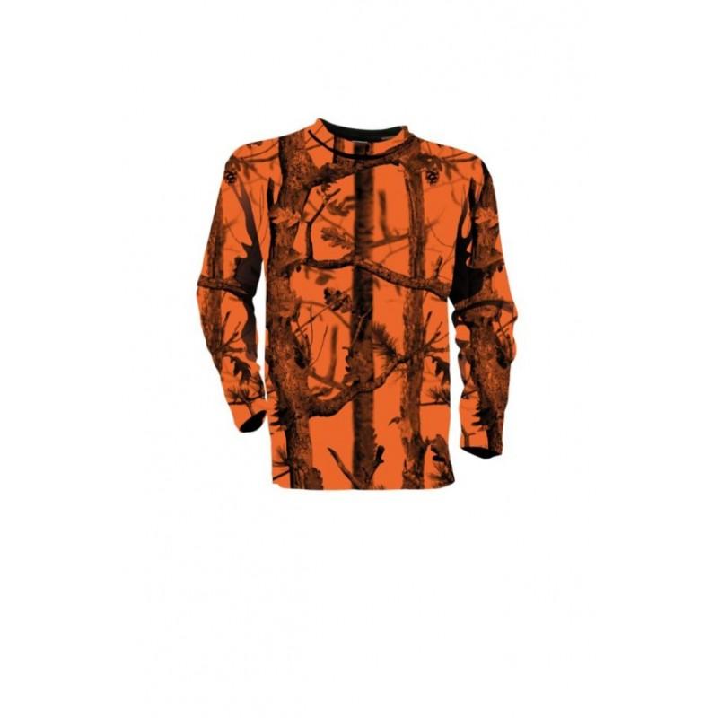 Tee Shirt Manches Longues GhostCamo