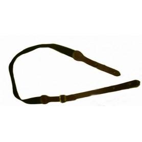 Bretelle cuir/coton