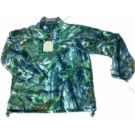 Sweat polaire camo